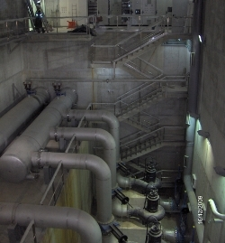 Pumping Station in Dueso (Province of Santander)